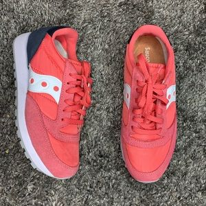Saucony Jazz 8.5 shoes